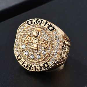 Kobe Bryant 2016 Championship Ring size 11